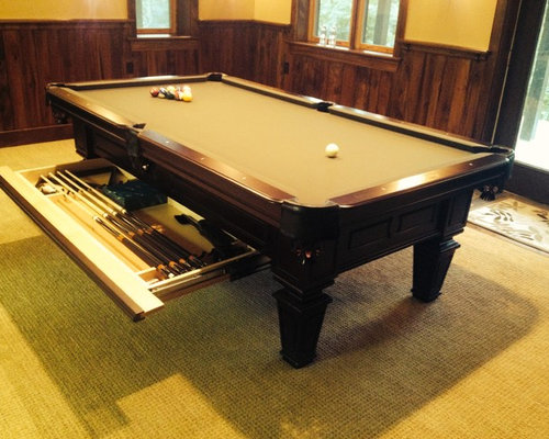 Olhausen Billiards Pool Table Installs   Game Tables
