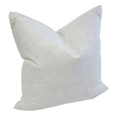 """High Quality Down/Feather Pillow Insert, 24""""x24"""""""
