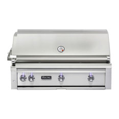 """Viking Range Corporation - Viking 42"""" Built-In Natural Gas Grill, Stainless Steel - Outdoor Grills"""