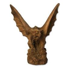 Chained Gargoyle Of Turin 17 Gargoyle Sculpture