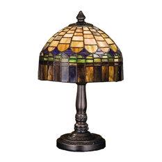 "14""H Tiffany Candice Mini Lamp"