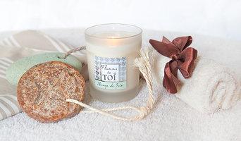 Flamme de TOI - Bougies parfumées haut de gamme Zen