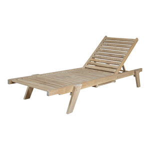 Teak Lounge Chair By Niagara Furniture Cheap
