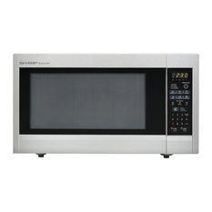 ... Countertop Microwave Oven, Stainless Steel, 2.2 Cubic Ft. - Microwave