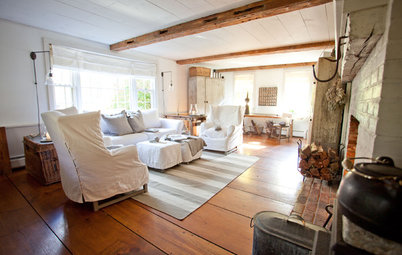 My Houzz: Collected and Cozy in New Hampshire