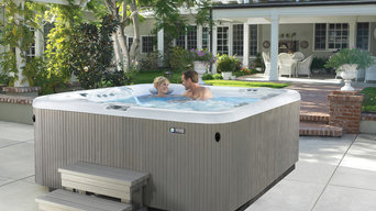 Hot Spring Grandee Hot Tub