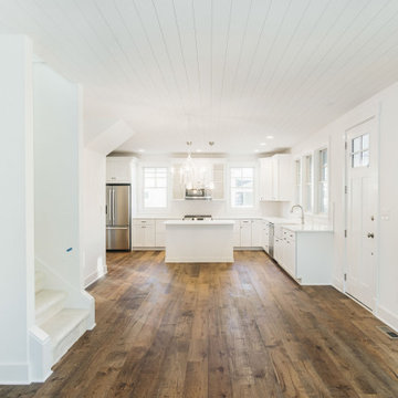 Custom Three-bedroom Cottage-style Home in Zionsville, IN