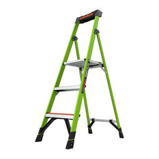 MIGHTYLITE, 5' model - ANSI Type IA - 300 lb rated, fiberglass stepladder