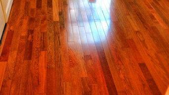 Luling LA installation of flooring