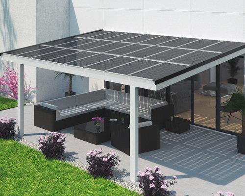 Carport Lösungen solarterrassen und carport lösungen