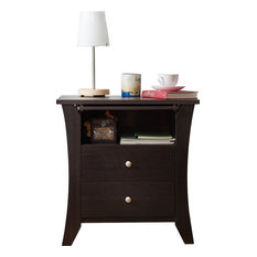 Nightstand With 2 Drawer