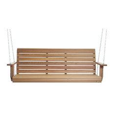 4-ft Porch Swing, 6-Ft Swing