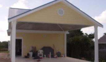 Daytonaq Beach House Painting