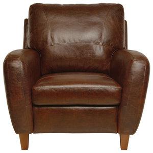 Jennifer Leather Chair