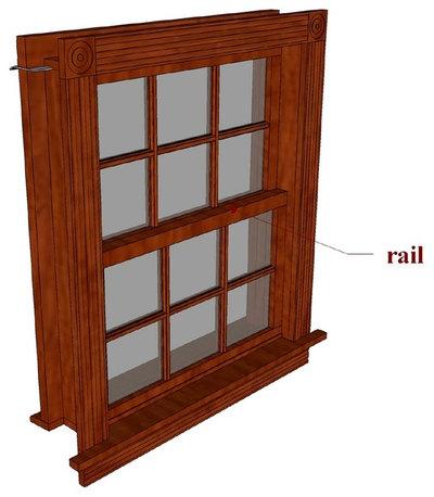 Window Rail