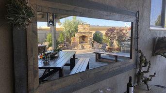 Backyard Winery Getaway