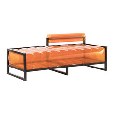 Yoko Inflatable Chaise Longue, Orange