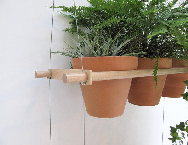 Contemporary Indoor Pots & Planters by Jean-François Bellemère - Edition Compagnie