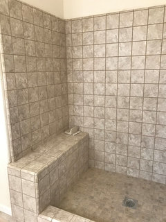 Finished Grout color does not match sample: arghhhh!