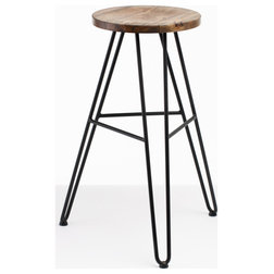Industrial Bar Stools And Counter Stools by Conrad Grebel Collections, LLC