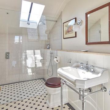 London Fields House 6 - shower room