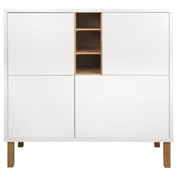 Scandinavian Storage Cabinets by Icona Furniture