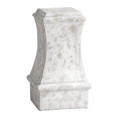 Cyan Design Small Dexter Pedestal, Sandstone
