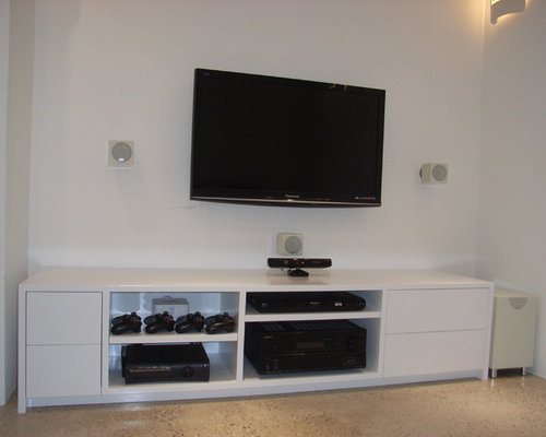 AV Unit With Gaming, Surround Sound And Multi Room Music System    Entertainment Centers