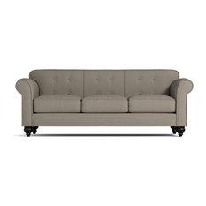 Bauhaus Usa Lily Microfiber Sofa Okaycreations Net