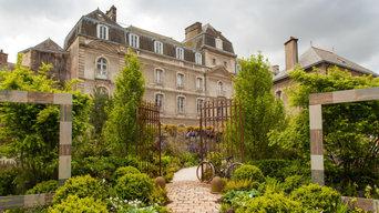 Jardin éphémère de Vannes - Edition 2015