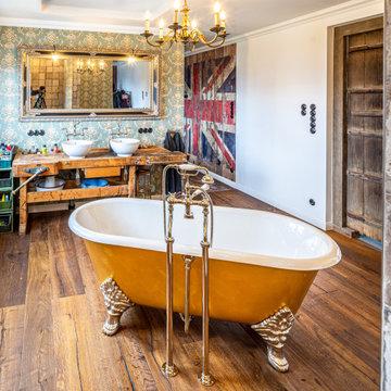 Loft Stil Badezimmer