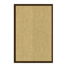natural area rugs hamptons natural seagrass rug malt binding