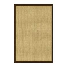 natural area rugs hamptons natural seagrass rug malt binding - Seagrass Rug