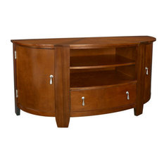 Hammary Furniture - Hammary Oasis Entertainment Console - Entertainment Centers and Tv Stands