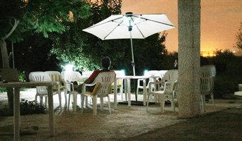 Sombrillas Solar para Terrazas