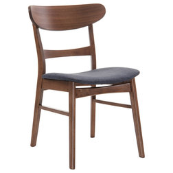 Midcentury Dining Chairs by Emerald Home