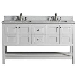 Transitional Bathroom Vanities And Sink Consoles by Woodbridge Kitchen & Bath
