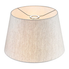 Artiva USA Premium Empire Tan Lamp Shade, 16""