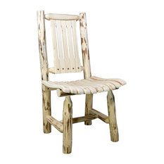 Montana Collection Patio Chair, Ready to Finish