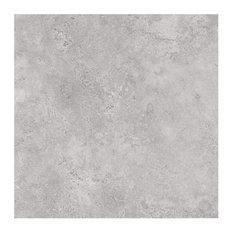 Floor Tile, Matte Grey, 1 m²