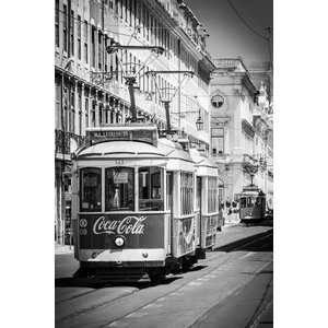 """""""Out in Lisbon"""" Photo Print, Art Poster, 40x30 cm"""
