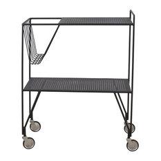 Use Metallic Trolley