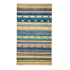 """Lori, Hand Knotted Area Rug, 3'1""""x5'3"""""""
