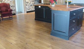 Reclaimed Resawn White Oak Flooring