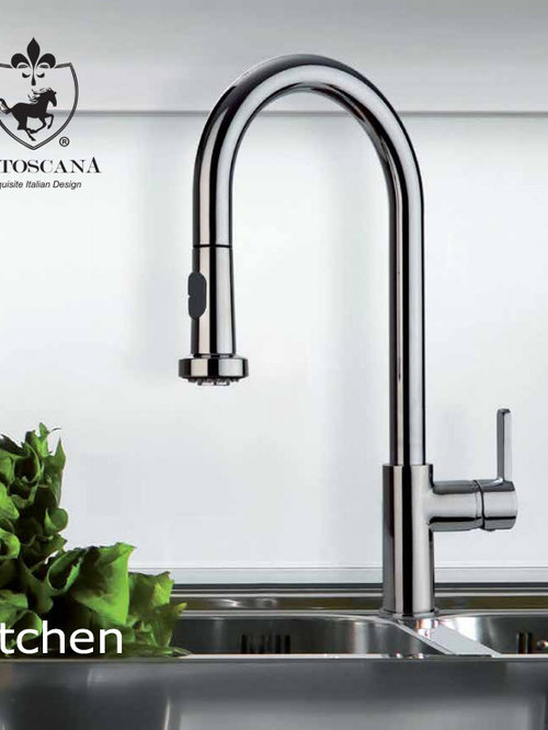 Kitchen Faucets by LaToscana