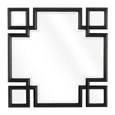 Eichholtz Valencia Geometric Mirror, 70x70 cm