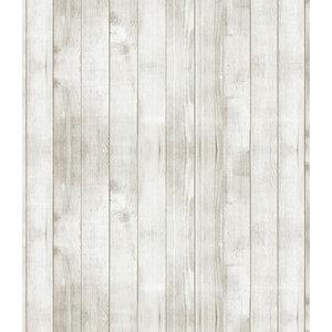 Lola Cabane Whitewash PVC Tablecloth, 140x140 cm