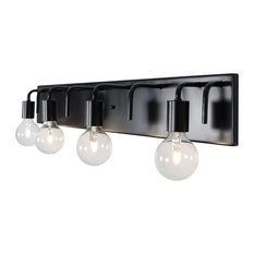 Bathroom Vanity Lights With Switch light switch socket bathroom vanity lights | houzz