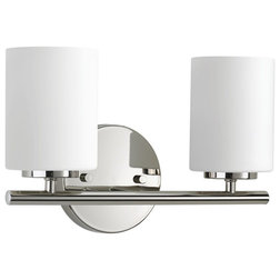 Transitional Bathroom Vanity Lighting by Progress Lighting
