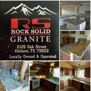 Rock Solid Granite Abilene Tx Us